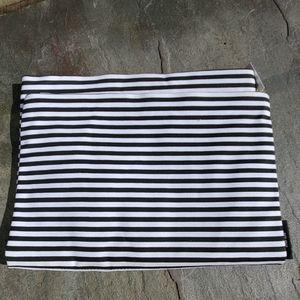 Kate Spade Saturday Striped Cosmetic Bag - NWT